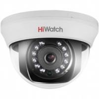 Внутренняя купольная TVI видеокамера DS-T101 (2.8 mm)