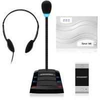Комплекс аппаратуры клиент-кассир с аудиорегистрацией Stelberry SX-401