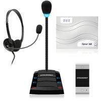 Комплекс аппаратуры клиент-кассир с аудиорегистрацией Stelberry SX-402