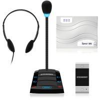 Комплекс аппаратуры клиент-кассир с аудиорегистрацией Stelberry SX-411