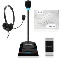 Комплекс аппаратуры клиент-кассир с аудиорегистрацией Stelberry SX-412