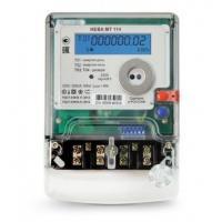 Однофазный счетчик электроэнергии НЕВА МТ 114 AS E4PC 5(60)