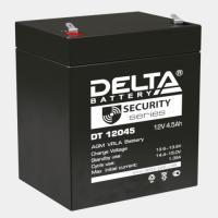 Свинцово-кислотный аккумулятор Акк. Delta DT 12045