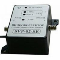 Передача видео по коаксиальному кабелю SVP-02SE/24