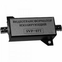Передача видео по коаксиальному кабелю SVP-07T