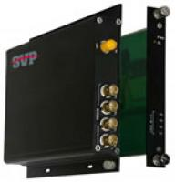 10-bit передатчик видеосигнала SVP-410DB-SMT / SST