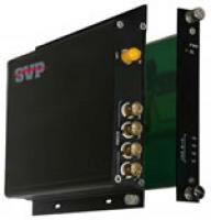 10-bit передатчик видеосигнала SVP-410AB-SMR / SSR