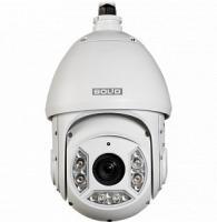 Поворотная аналоговая PTZ камера
