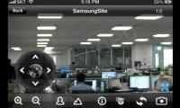 Wisenet SSM 1.6 Samsung SSM mobile