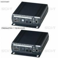 Устройство для передачи HDMI сигнала HE02N
