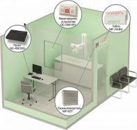 Оборудование для системы палатной сигнализации и связи HostCall-MP-912W2