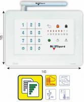 GSM сигнализация NAVIgard на 4 зоны NV 8308