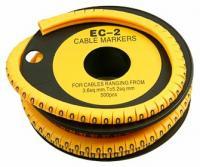 Маркер для кабеля Cabeus EC-2-0