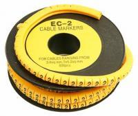 Маркер для кабеля Cabeus EC-2-2
