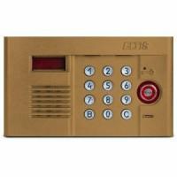 Видеодомофон для координатного домофона Eltis DP400-TD16 (золото)