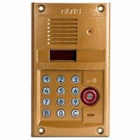 Видеодомофон для координатного домофона Eltis DP303-TD22 (золото)