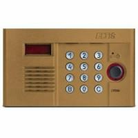 Видеодомофон для координатного домофона Eltis DP303-RD16 (золото)