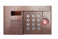 Видеодомофон для координатного домофона Eltis DP300-TDC16 (медь)