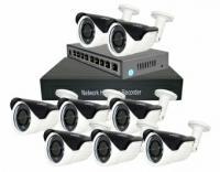 Комплект видеонаблюдения Комплект Защити себя сам №4 S8