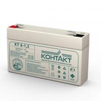 Свинцово-кислотный аккумулятор КТ 6-1,2