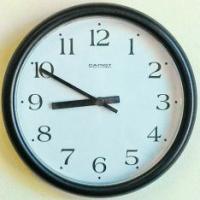 Часы вторичные ЧВМП-6216