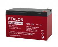 Свинцово-кислотный аккумулятор ETALON FORS 1207