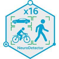 Trassir TRASSIR Neuro Detector-16