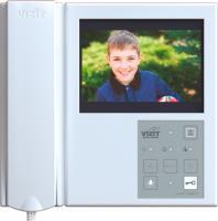 Видеодомофон для координатного домофона VIZIT M405М