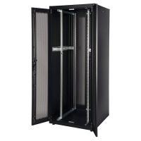 Шкаф телекоммуникационный напольный LN-DS45U8010-BL-551-F