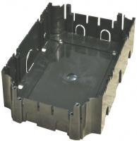 Люки встраиваемые BOX/2 Коробка для люка LUK/2 в пол (пластиковая для заливки в бетон) (70122)