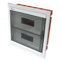 Щиты распределительные Шкаф скрытой установки на 24 автомата 344х325х90мм IP40 (46024)