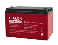 Свинцово-кислотный аккумулятор ETALON FORS 12100