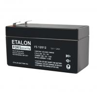 Свинцово-кислотный аккумулятор ETALON FS 12012