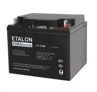 Свинцово-кислотный аккумулятор ETALON FS 1240