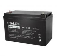 Свинцово-кислотный аккумулятор ETALON FS 12100