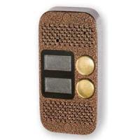 Многоабонентская панель цветного видеодомофона JSB-V082 PAL (медь)