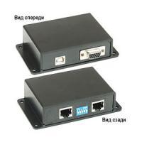 Устройство для передачи VGA видеосигнала VKM02