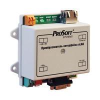 Интерфейсы и модули BioSmart Конвертер ULAN-RS485, RS232