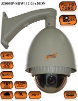 Поворотные PTZ видеокамеры