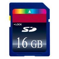 Блок памяти видеодомофона карта памяти SD 16 GB