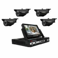 Комплект видеонаблюдения DVK-734S1