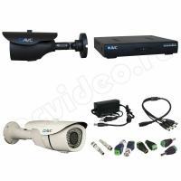 Комплект видеонаблюдения Комплект видеонаблюдения 2-2 HD PRO на 2 камеры