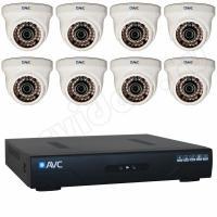 Комплект видеонаблюдения Комплект 8-1 HD New Level видеонаблюдения на 8 камер