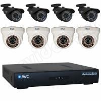 Комплект видеонаблюдения Комплект 8-3 HD New Level видеонаблюдения на 8 камер