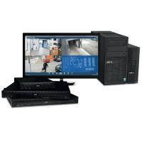 8-канальный видеосервер Axis S2008