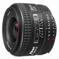 Фиксированный объектив Nikkor AF 35 mm F/2.0 D