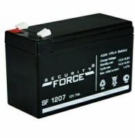 Свинцово-кислотный аккумулятор SF 1207