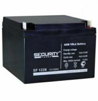 Свинцово-кислотный аккумулятор SF 1226