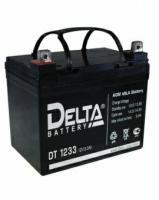 Аккумуляторы Акк. Delta DT 1233