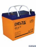 Свинцово-кислотный аккумулятор Акк. Delta HRL 12-33